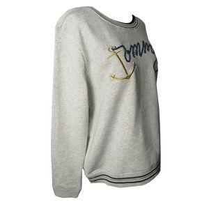 TOMMY HILFIGER Crewneck Sweatshirt Anchor size: L